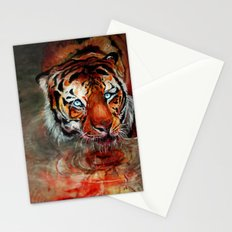 Tiger Wild Animal Stationery Cards