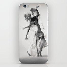 Dance iPhone Skin
