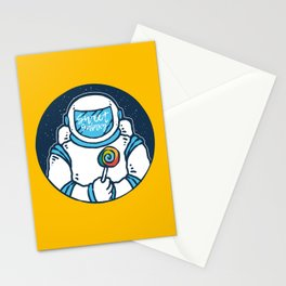 Space Candy Stationery Cards