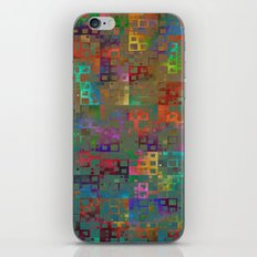 Geometrical Pattern 3 iPhone & iPod Skin