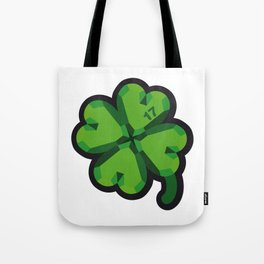 Lucky at 17th march Tote Bag