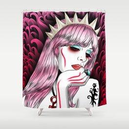 Nico Icon Shower Curtain