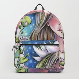 Waterlily Fairy Backpack