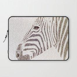 The Intellectual Zebra Laptop Sleeve