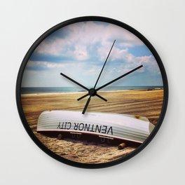 Ventnor Beach Wall Clock