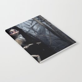 Wendigo in the Woods Notebook