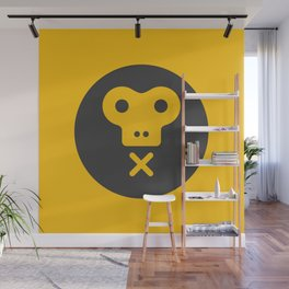 The Monkeys Order Wall Mural