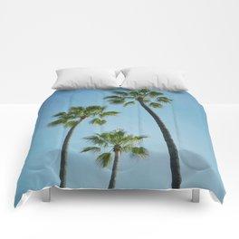 Three Palms Comforters