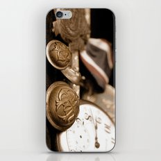 Memories from a Union soldier veterian iPhone & iPod Skin