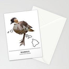 Hawaii – Hawaiian Goose Stationery Cards