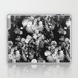 Through The Flowers // Floral Collage Laptop & iPad Skin