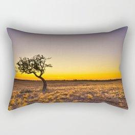 Little Desert Australia Rectangular Pillow