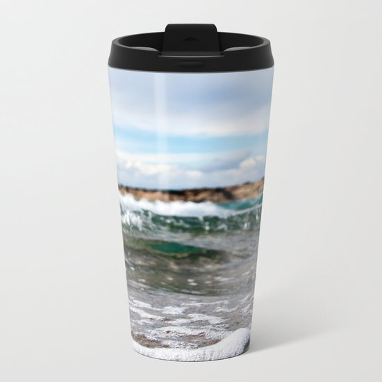 Secrets Metal Travel Mug