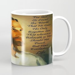 Jesus - John 3:16 Coffee Mug