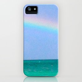 tropical promise iPhone Case