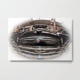 Cars of the fifties Metal Print