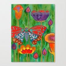 Shinjitai Canvas Print