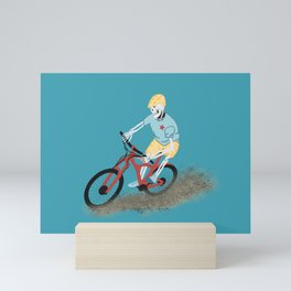 Gnarly Charlie Mini Art Print