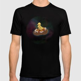 Space Duck T-shirt