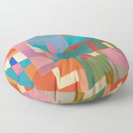 Burton Wasserman in Copacabana Floor Pillow