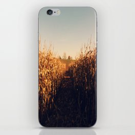 A DIFFERENT PATH. iPhone Skin