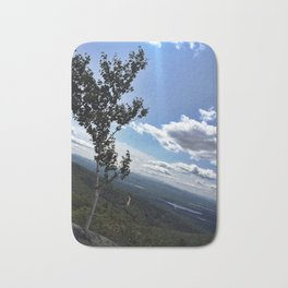 Mountaintop Birch (1) Bath Mat