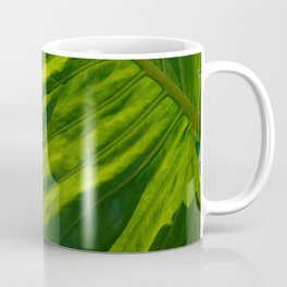 Sun light and elephant ears Coffee Mug