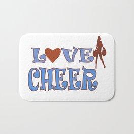 Love Cheer Bath Mat