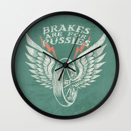 pussies Wall Clock
