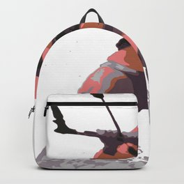 Board Out Of Your Mind Kitesurf Vector Backpack