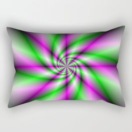 Spark Generator Rectangular Pillow