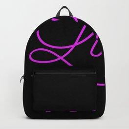 Laura Girl Name Backpack