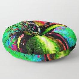 Acid Ape Floor Pillow