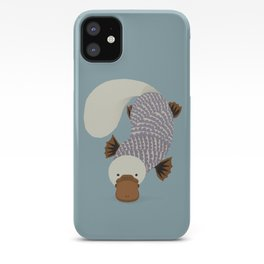 Whimsical Platypus iPhone Case