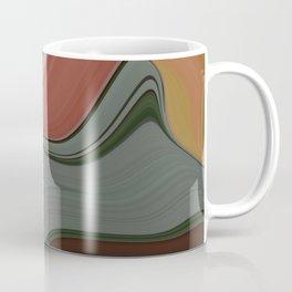 ZION memories of Utah canyon & salmon rock formation Coffee Mug