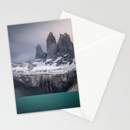 Three giants Stationery Cards