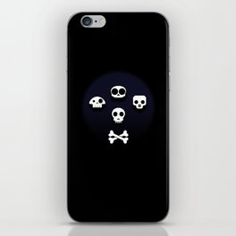 Easy come, easy go. Little high, little low. iPhone Skin