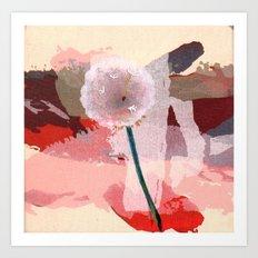 scatter, 1 Art Print