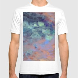 Van GoGo Blue T-shirt