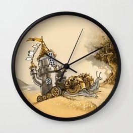 Lamb & Castle Vol I Wall Clock