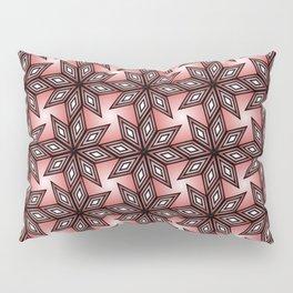 Diamond Blooms Pillow Sham