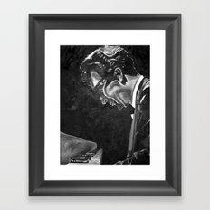 brubeck Framed Art Print