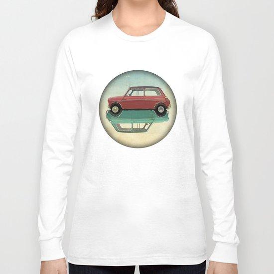 mini ying and yang Long Sleeve T-shirt