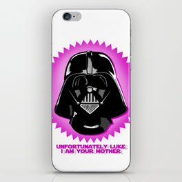 Luke, I am your mother iPhone Skin