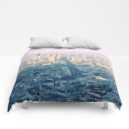 San-Francisco city Comforters