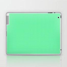 Mint Green Abstract III Laptop & iPad Skin
