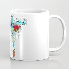 Tennisplayer female Coffee Mug