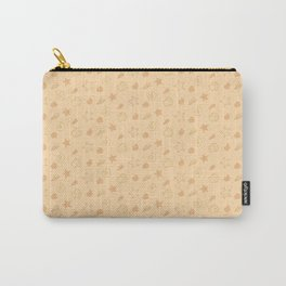 Sea wave pattern Carry-All Pouch