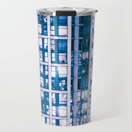 Urban Sprawl Vancouver Grid Travel Mug