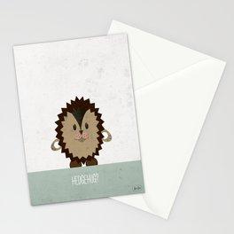 Hedgehug Stationery Cards